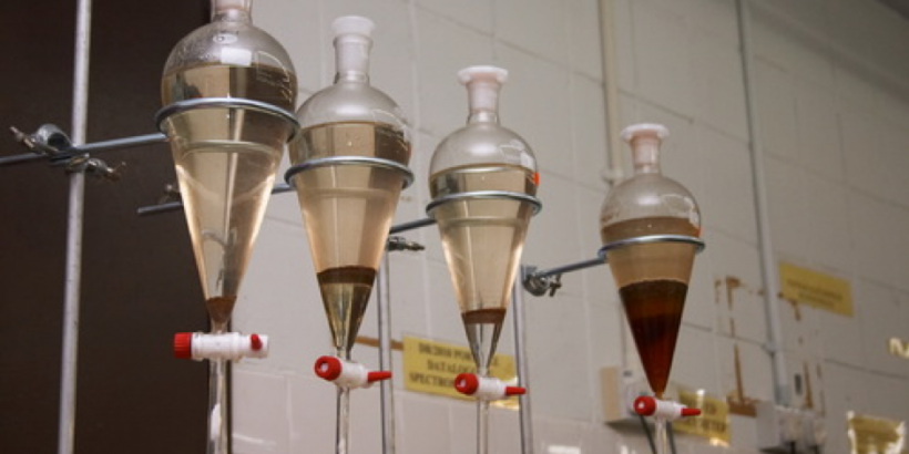 Liquid-Liquid Extraction Applications by Industry