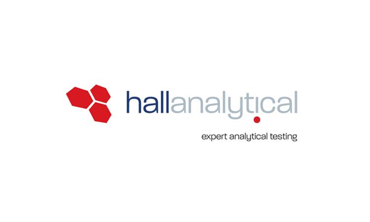 hall, analytical, logo