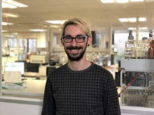 Jonathan Dunscombe, Senior Application Chemist