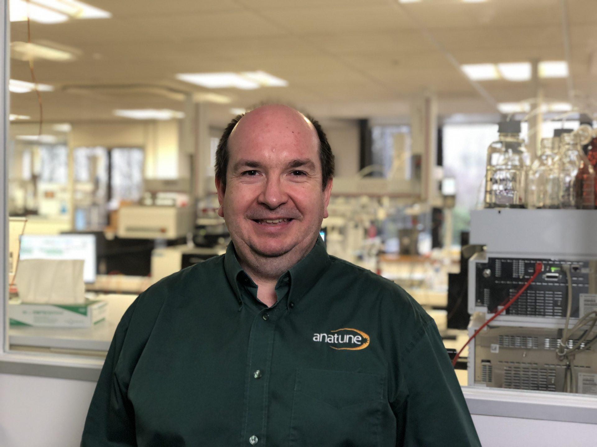 Simon McInulty, Senior Support Engineer