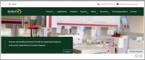 Anatune New Website